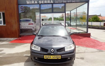 Renault Megane Break 1.5 Dci Confort (105cv) (5p)